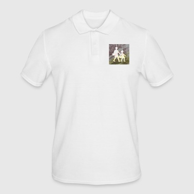 school - Men's Polo Shirt