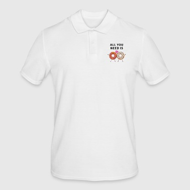 All You Need Is Donut - Men's Polo Shirt
