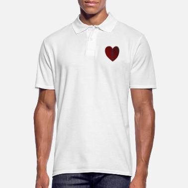 Broken Heart broken heart - Men's Polo Shirt