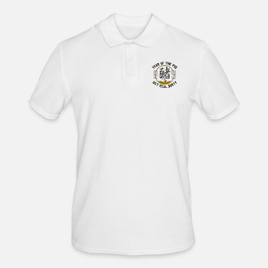 1959 Year Of The Pig 2019 Get Dirty - Men's Polo Shirt