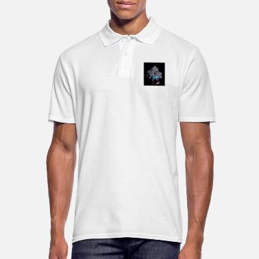 Fractal - Men's Polo Shirt