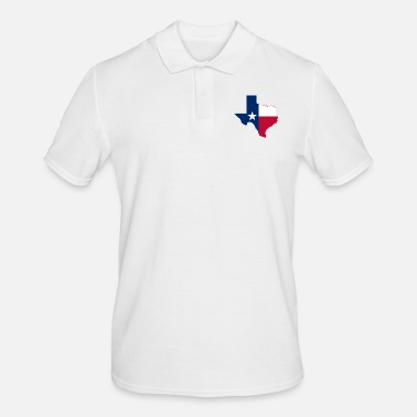 Texas Texas - Men's Polo Shirt
