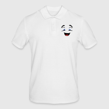 emoji - Men's Polo Shirt