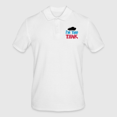 Tank IN THE TANK - GAMING - Men's Polo Shirt