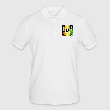 Dub Dub music - Men's Polo Shirt