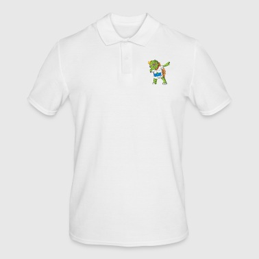 San Marino Dabbing turtle - Men's Polo Shirt