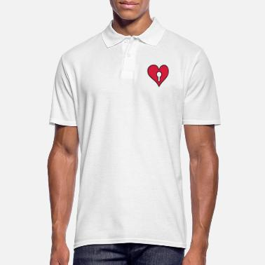 Open Underwear VIRGIN - Men's Polo Shirt