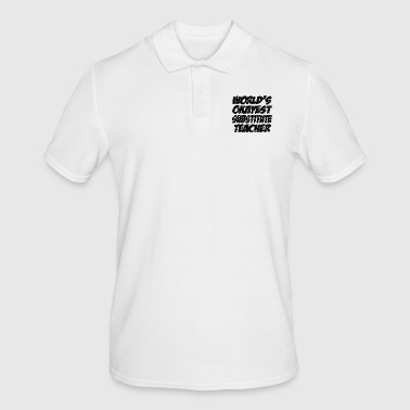 DEPUTY TEACHER AUSHILFE REPRESENT GIFTS SHIRT - Men's Polo Shirt