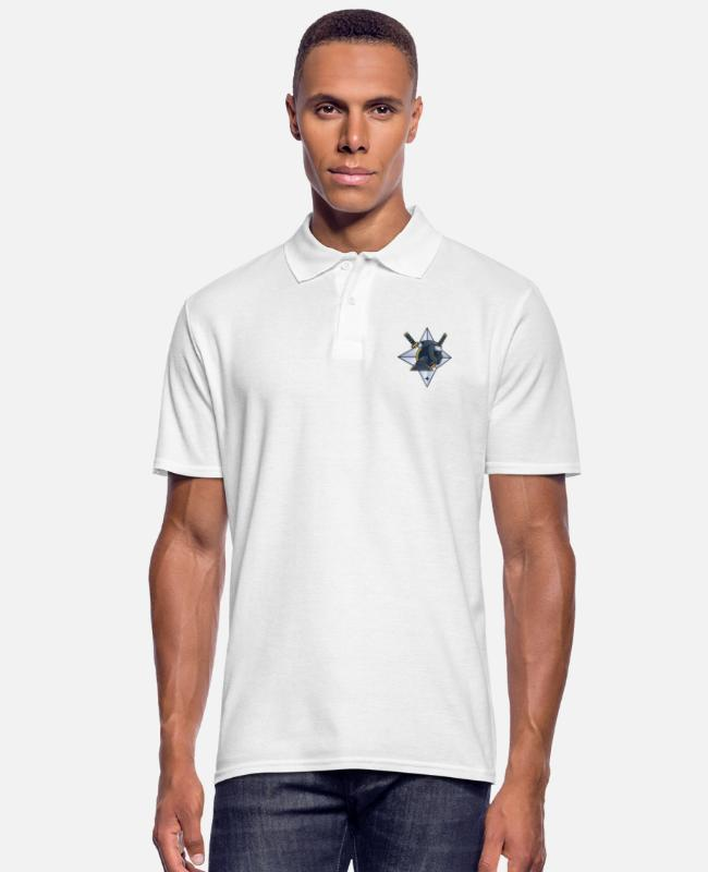 Gamepad Camisetas polo - Gamer gamer gamer - Camiseta polo hombre blanco