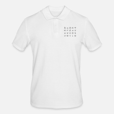 Icon Icons - Men's Polo Shirt