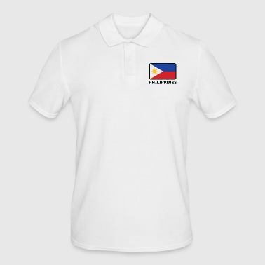 National Flag Of The Philippines - Men's Polo Shirt