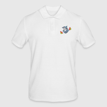 Cross Fit Shark Cross-fit - Polo hombre