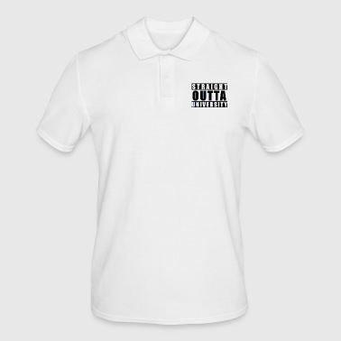 Outta uni - Men's Polo Shirt