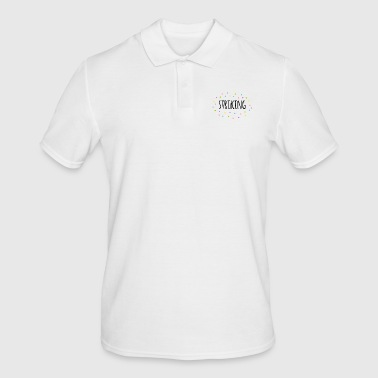 striking - Men's Polo Shirt