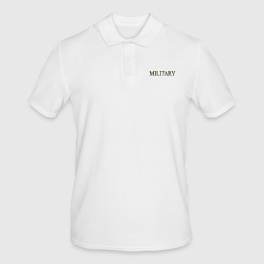 military - Men's Polo Shirt