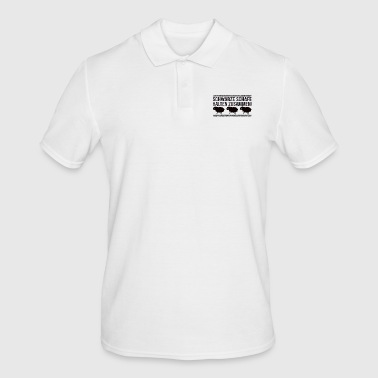 Black Sheep (The Black Sheep) - Men's Polo Shirt