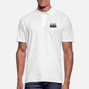 Tracteur MeanAndGreen 2 - Polo Homme
