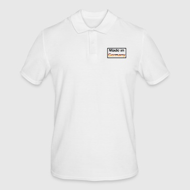 Made in Germany - Männer Poloshirt