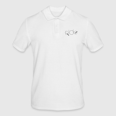 ride - Men's Polo Shirt