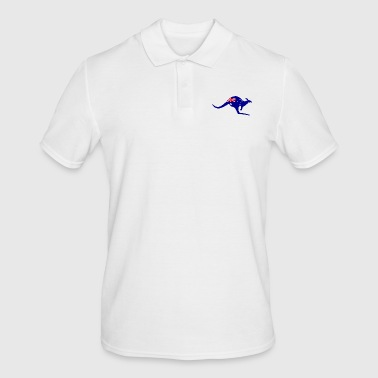 Australian kangaroo - Men's Polo Shirt