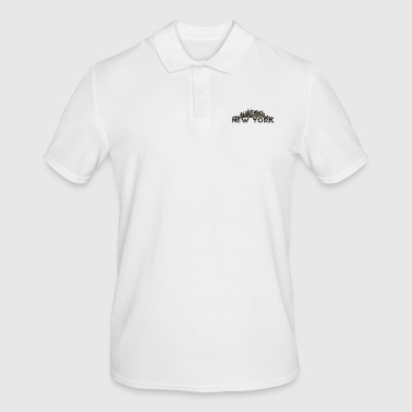 New York - Mannen poloshirt