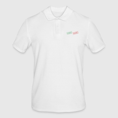 Stamp - Men's Polo Shirt