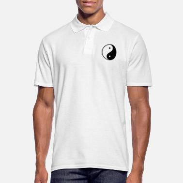 Taoist Yin Yang - Men's Polo Shirt