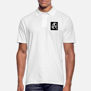 Anarchy anarchy - Men's Polo Shirt
