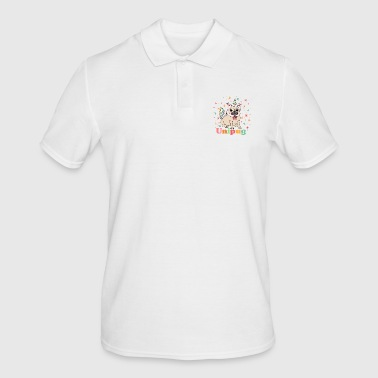 unipug graphic - Men's Polo Shirt