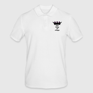 king of stags - Men's Polo Shirt