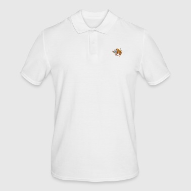 Fighter bull - Men's Polo Shirt