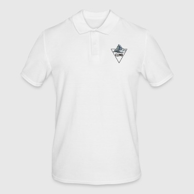 climb - climb - Men's Polo Shirt