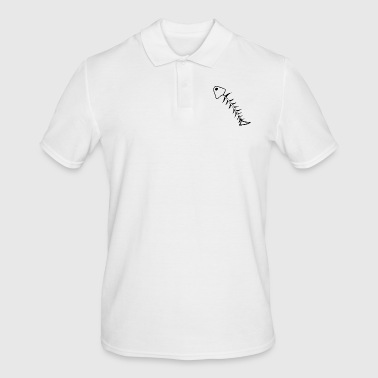 Bone fish bone - Men's Polo Shirt