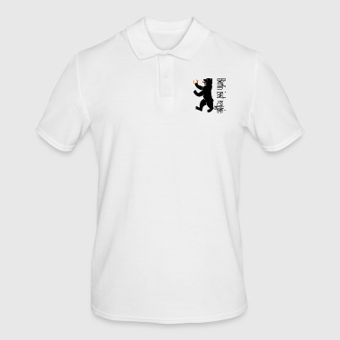 Berlin eats veggie, gift idea - Men's Polo Shirt