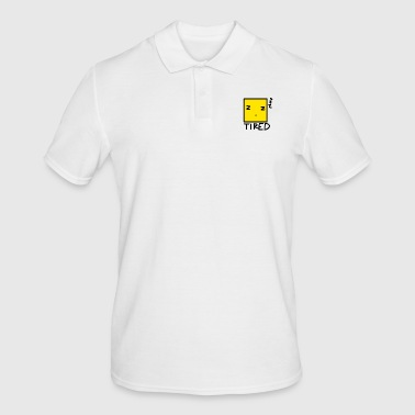 Tired - Men's Polo Shirt