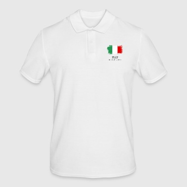 ITALY FLAG - THIS IS MY COUNTRY - Polo da uomo