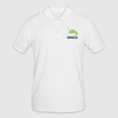 pause - Men's Polo Shirt