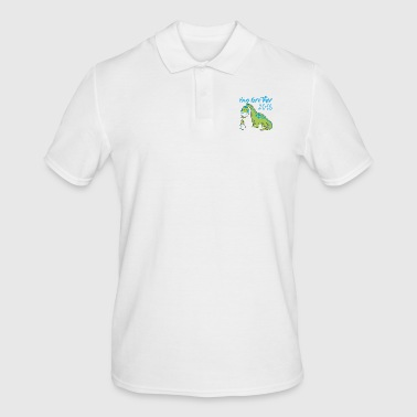 Dino Baby Big Brother 2018 Brother T-Shirt - Men's Polo Shirt