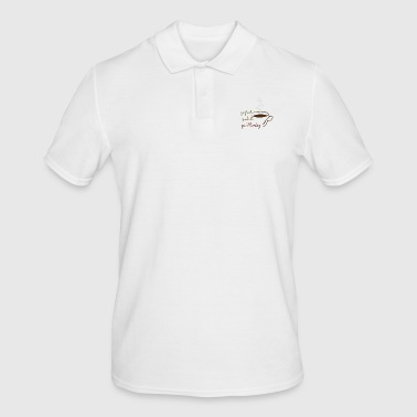 too cold too early to monday - Men's Polo Shirt