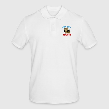 Tiny Tiny, but Mighty - Men's Polo Shirt