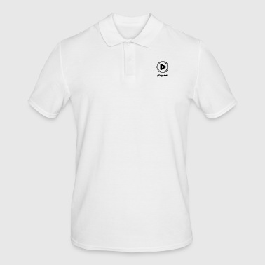Play Me Off - Play Me - Video Music Player - Men's Polo Shirt