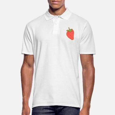 Fruit Fruit de fraise Fruit Fruit de fraise - Polo Homme
