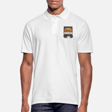 Animated Film Director - I Am A Film Director - Men's Polo Shirt