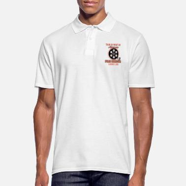Animated Film Director - This Is What An Awesome Film Director - Men's Polo Shirt