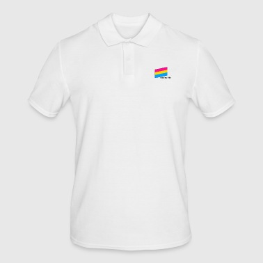 Pride Pansexual Pride - Men's Polo Shirt