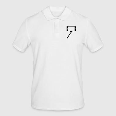 Smartphone stick - Men's Polo Shirt
