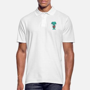 Alien heart - Men's Polo Shirt