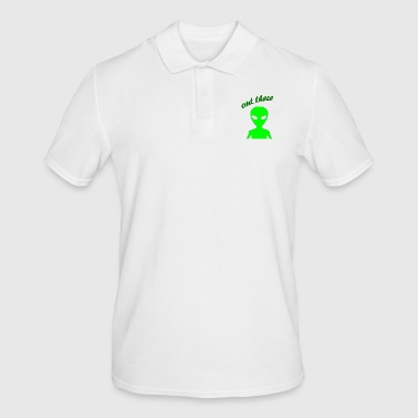 OUT THERE - Men's Polo Shirt
