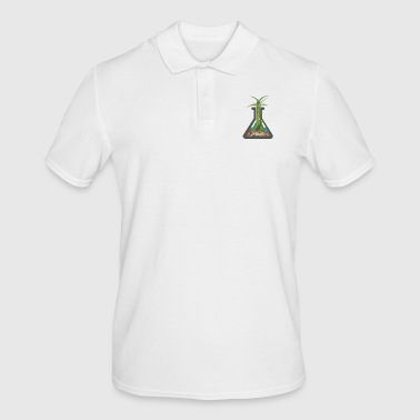 Test Tube Plants - Men's Polo Shirt
