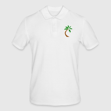 Crooked palm - Men's Polo Shirt